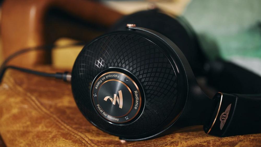 Bentley Naim Focal audio equipment