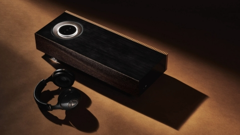 Bentley Naim Focal audio equipment