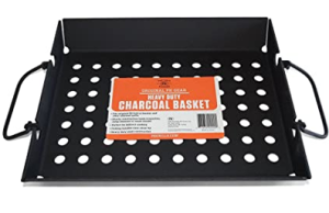 PK Grills Charcoal Basket