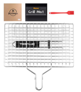 Cattlegrill Foldable BBQ Basket