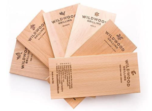 Wildwood Grilling Plank Variety Pack