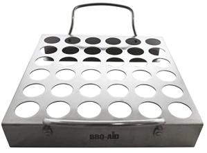 BBQ-Aid Jalapeño Grill Rack
