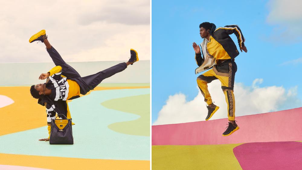 Fendi men's activewear