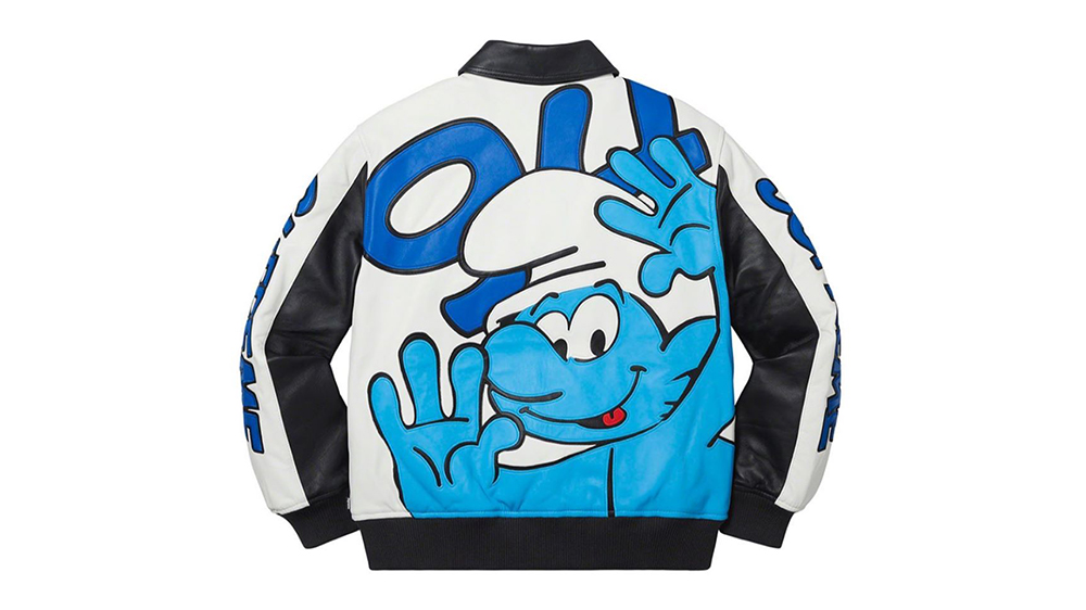 Supreme x The Smurfs Collection
