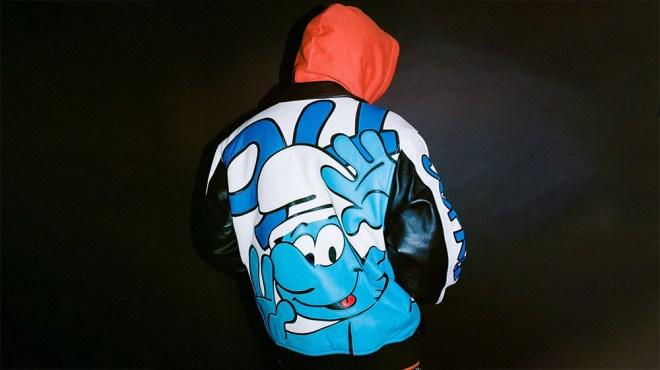 Supreme x The Smurfs Collection