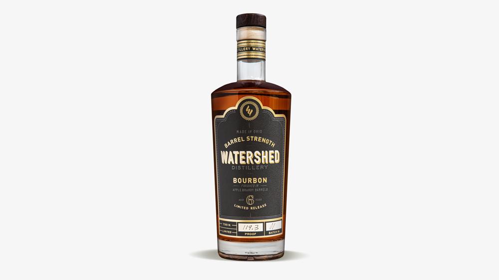 Watershed Barrel Strength Bourbon