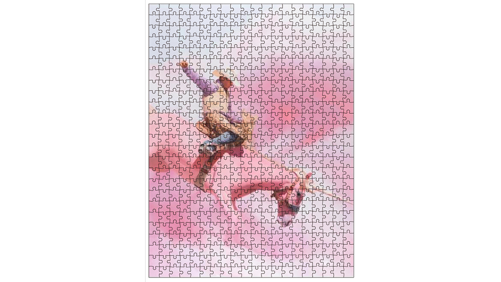 Will Cotton Jigsaw Puzzle