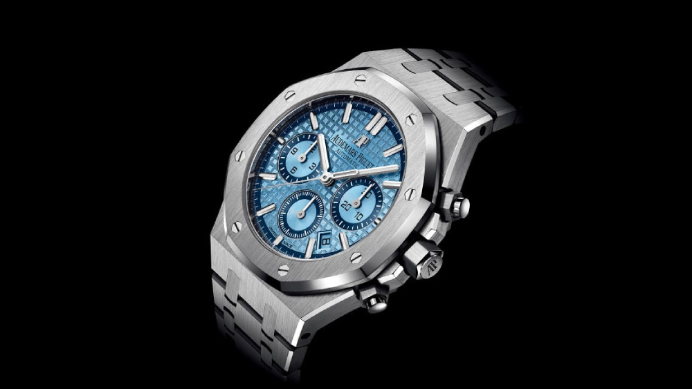 Audemars Piguet Royal Oak 18k white gold