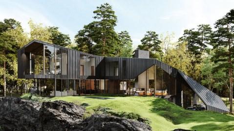 Aston Martin Sylvan Rock home