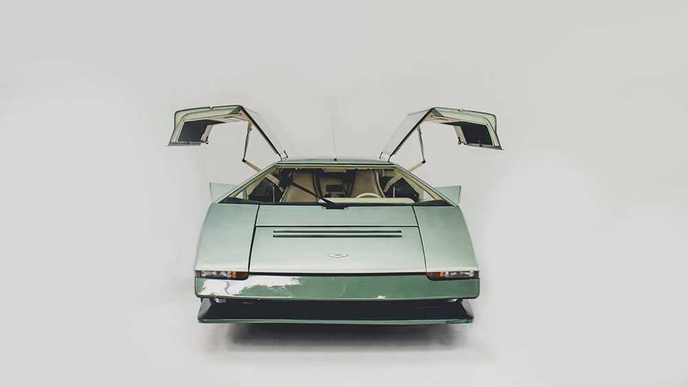 1980 Aston Martin Bulldog Concept Car