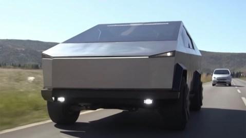 "Igor Krezic's Ford Raptor ""Cybertruck"""