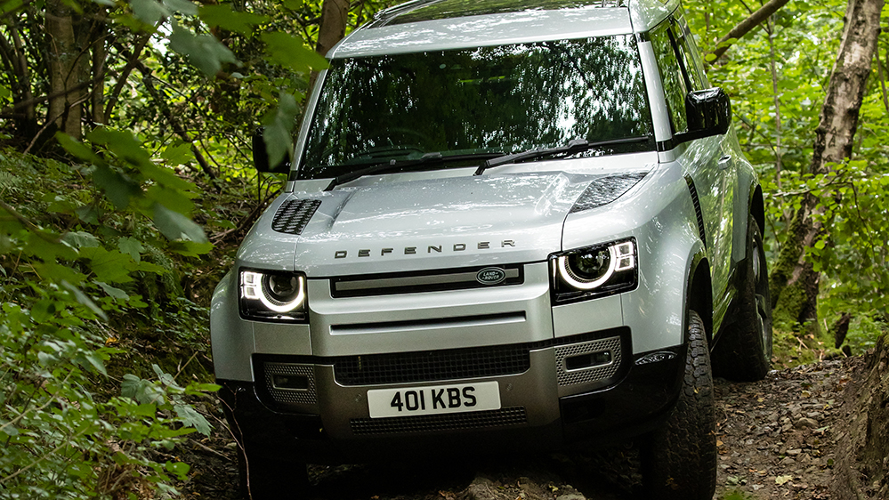 2021 Land Rover Defender 90 X Dynamic