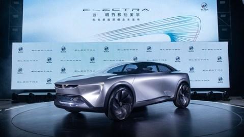 Buick Electra EV concept