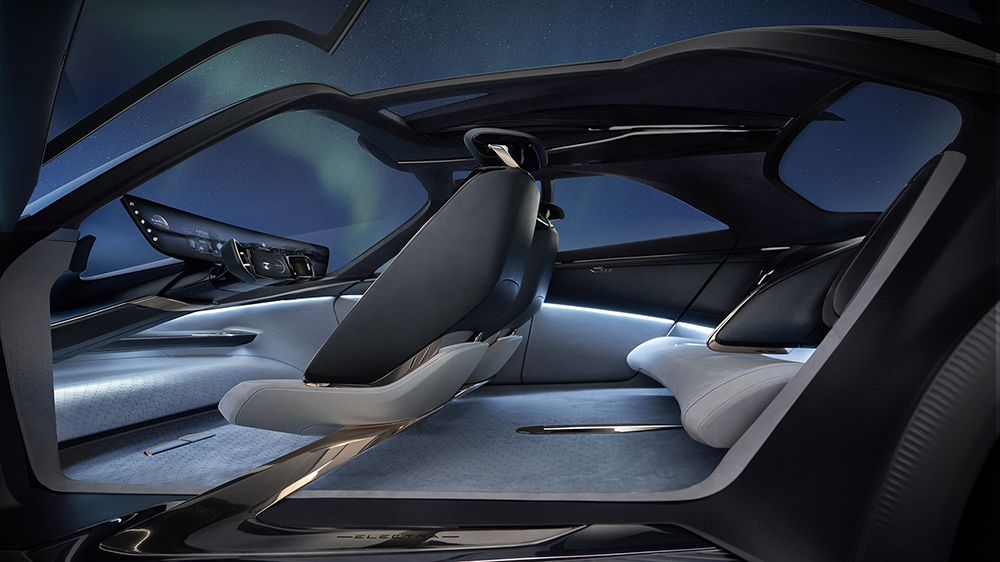 Inside the Buick Electra EV concept