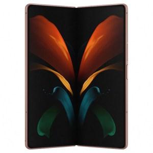 Samsung Galaxy Z Fold2 5G in Mystic Bronze