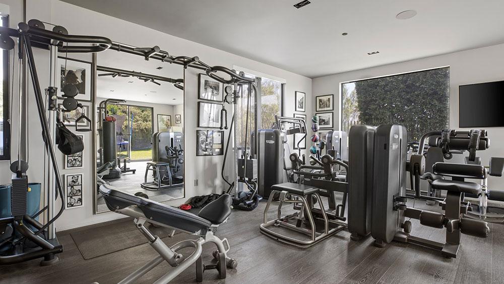 Chrissy Teigen and John Legend's Beverly Hills home
