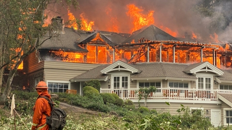 Meadowood fire