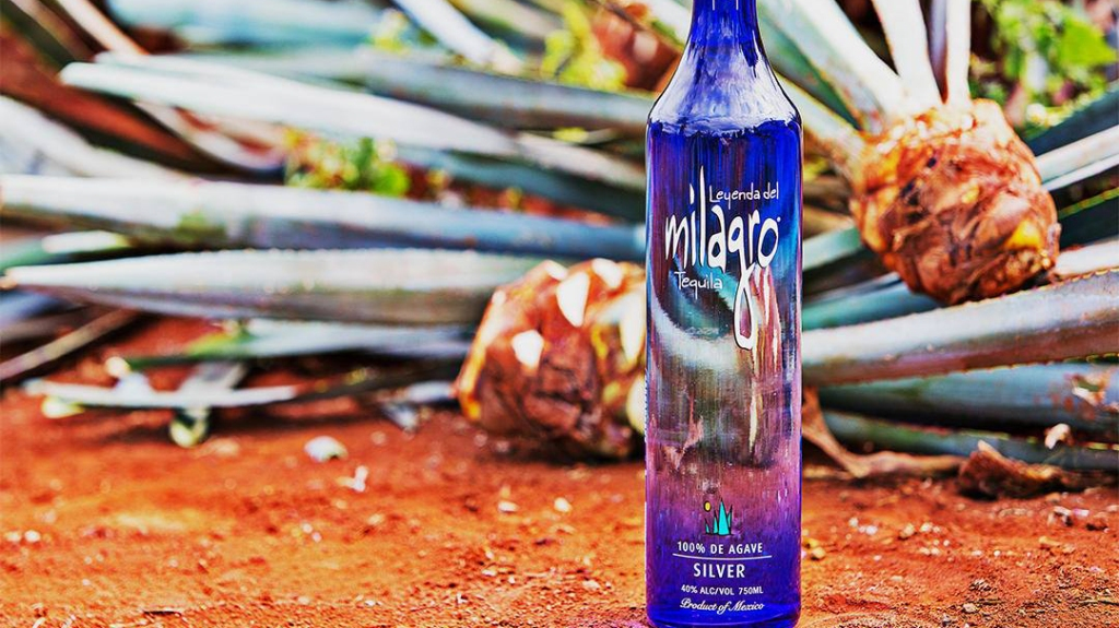 milagro blanco tequila
