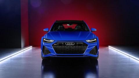 2021 Audi RS6 Avant RS Tribute Edition