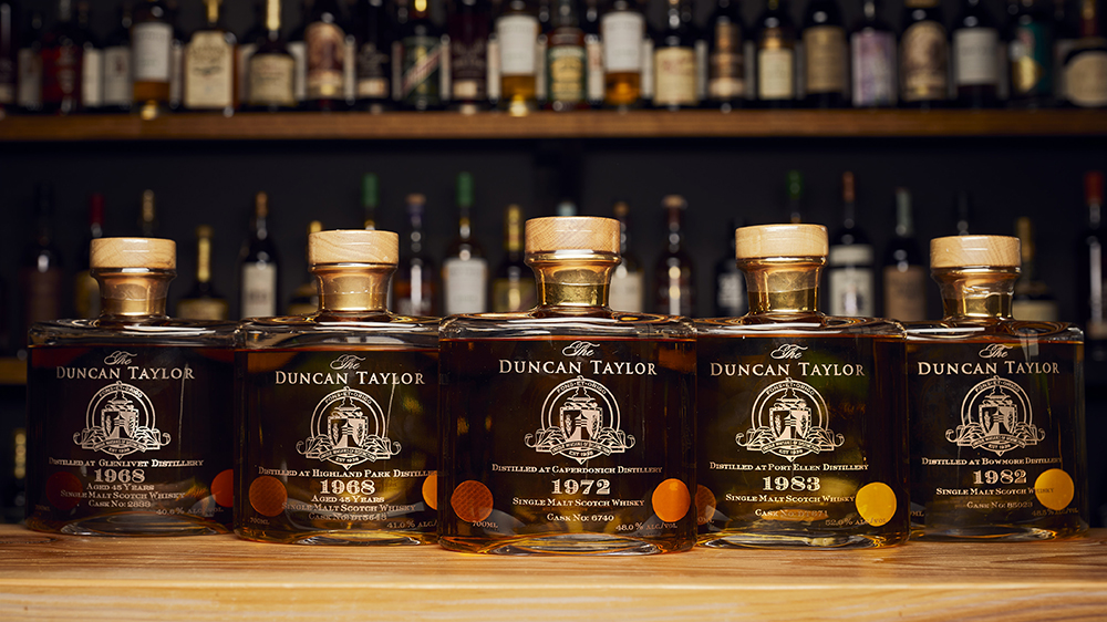 Duncan Taylor Tantalus series