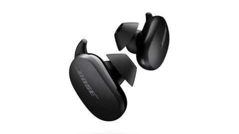 Bose QuietComfort Earbuds in Triple Black
