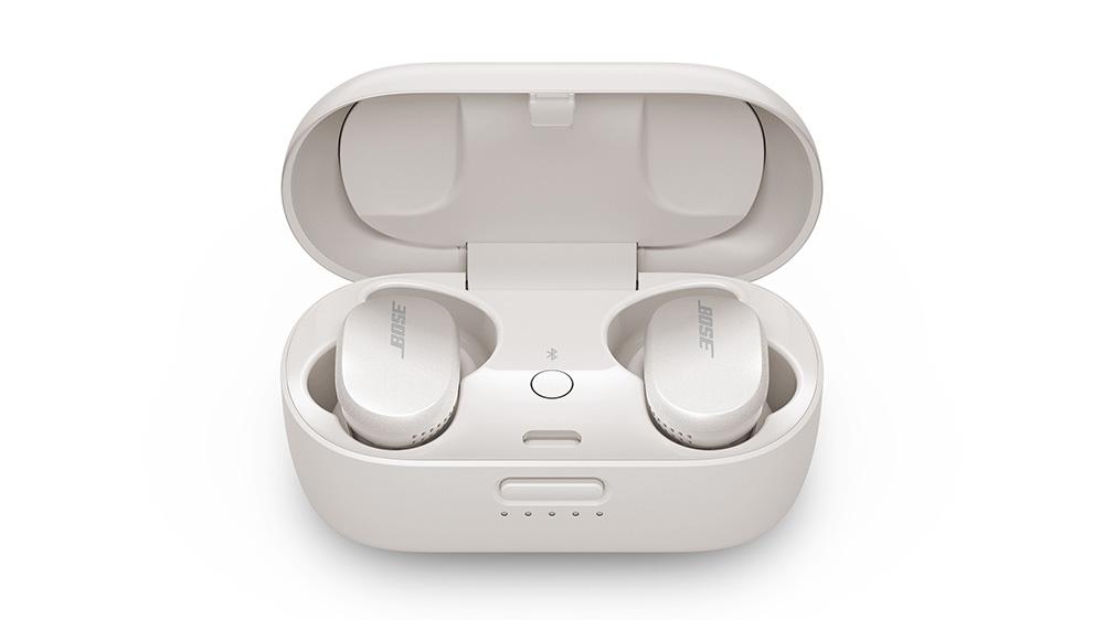 Bose QuietComfort Earbuds in Soapstone