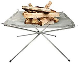Rootless Collapsible Fire Pit