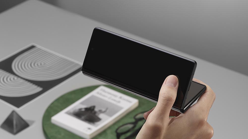 The Samsung Galaxy Z Fold2 5G