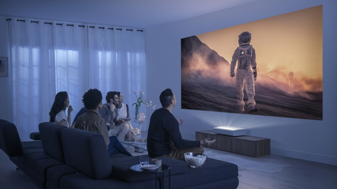 Samsung The Premiere LSP9T Ultra-Short Throw Projector