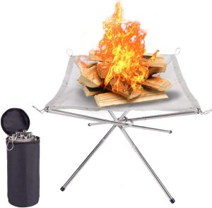 Suchdeco Portable Fire Pit Outdoor