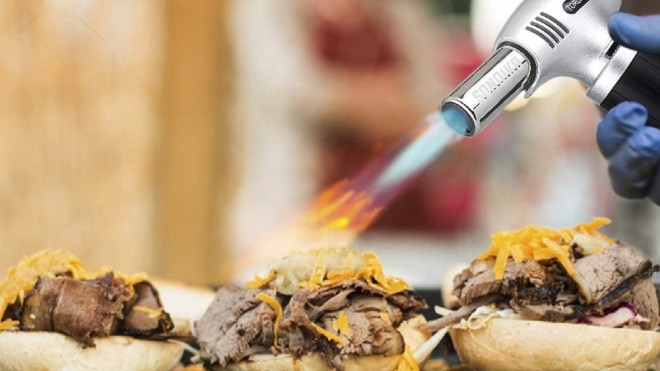 Kitchen torch Amazon