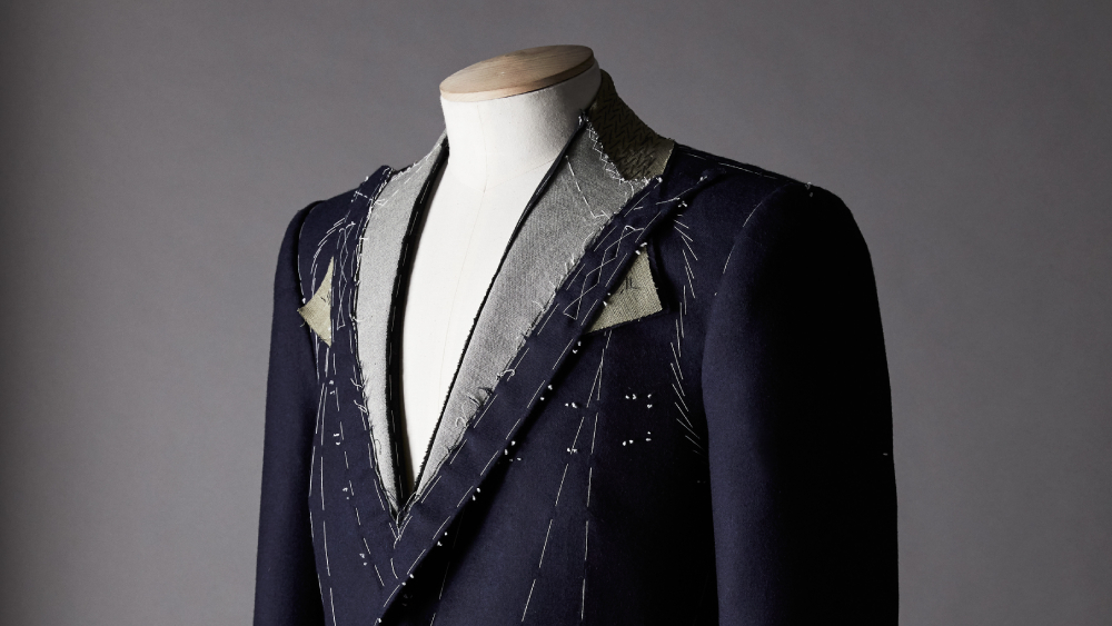 Gieves & Hawkes suit