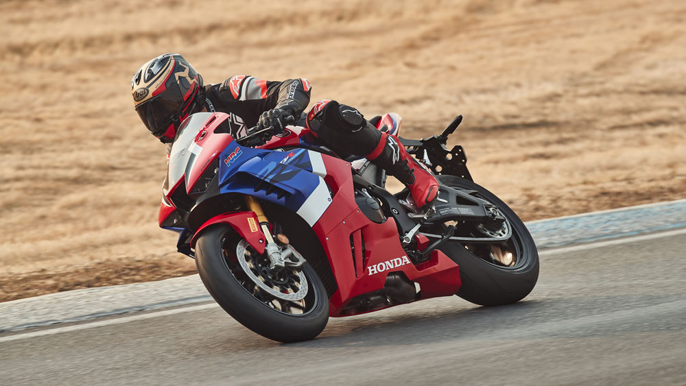 First Ride: Honda's New Fireblade Will Blaze a Trail to Front of the Superbike Pack