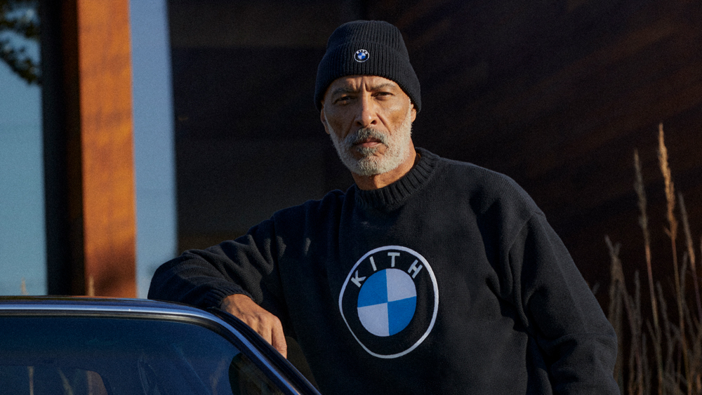 Styles from the Kith for BMW 2020 Collection.