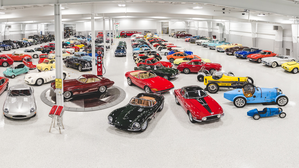Every Car in the RM Sotheby's Elkhart Auction Will Be Offered Without Reserve