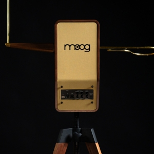 The Moog Claravox Centennial musical instrument.