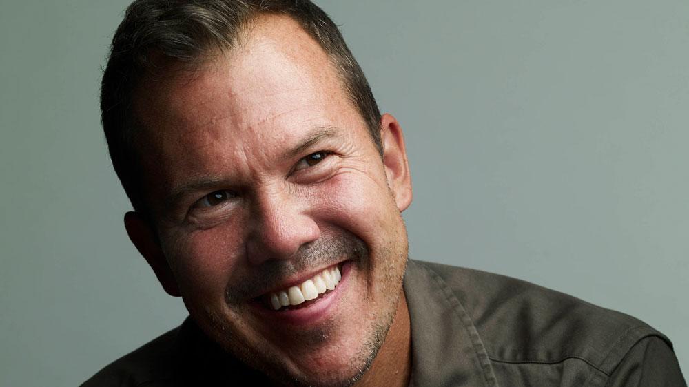 Writer, photographer and director Matt Hranek.