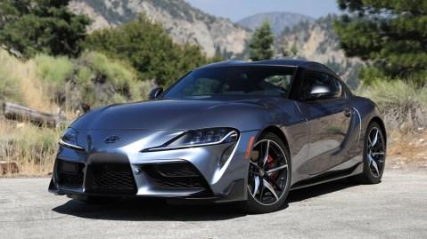 The 2021 Toyota Supra GR 3.0.