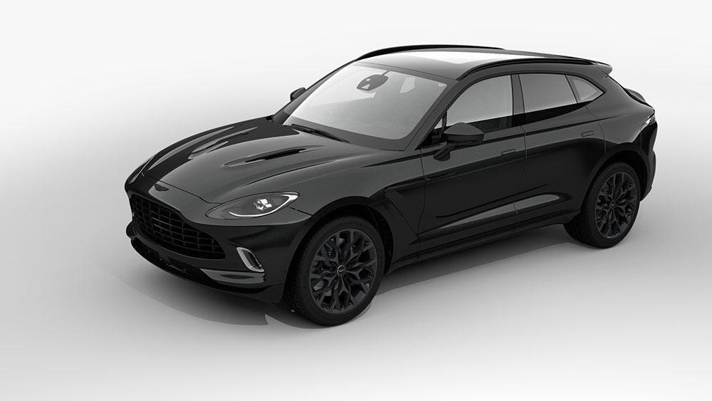 David Adjaye, Aston Martin