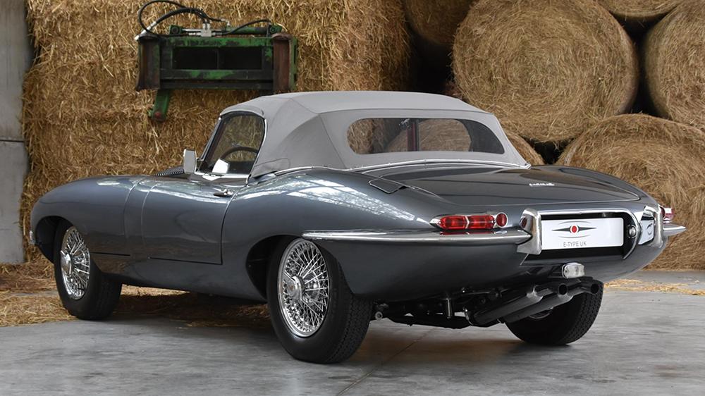 1961 Jaguar E-Type Series-1 Roadster