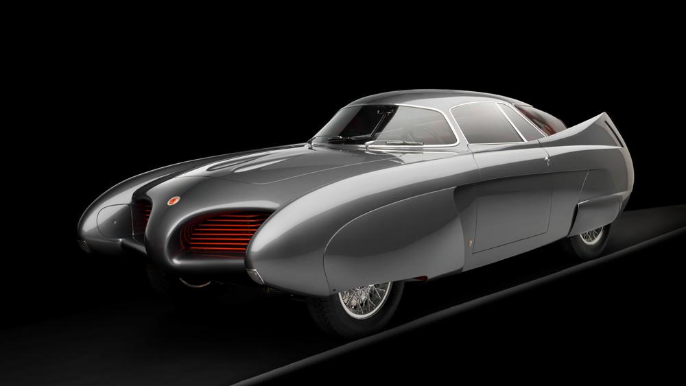 The 1953 Alfa Romeo B.A.T 5.