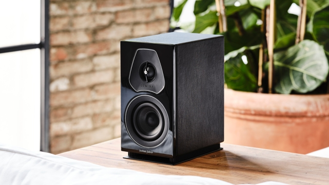 Review: Sonus Faber's Lumina I Loudpeaker Is a Mighty Pint-Sized Performer