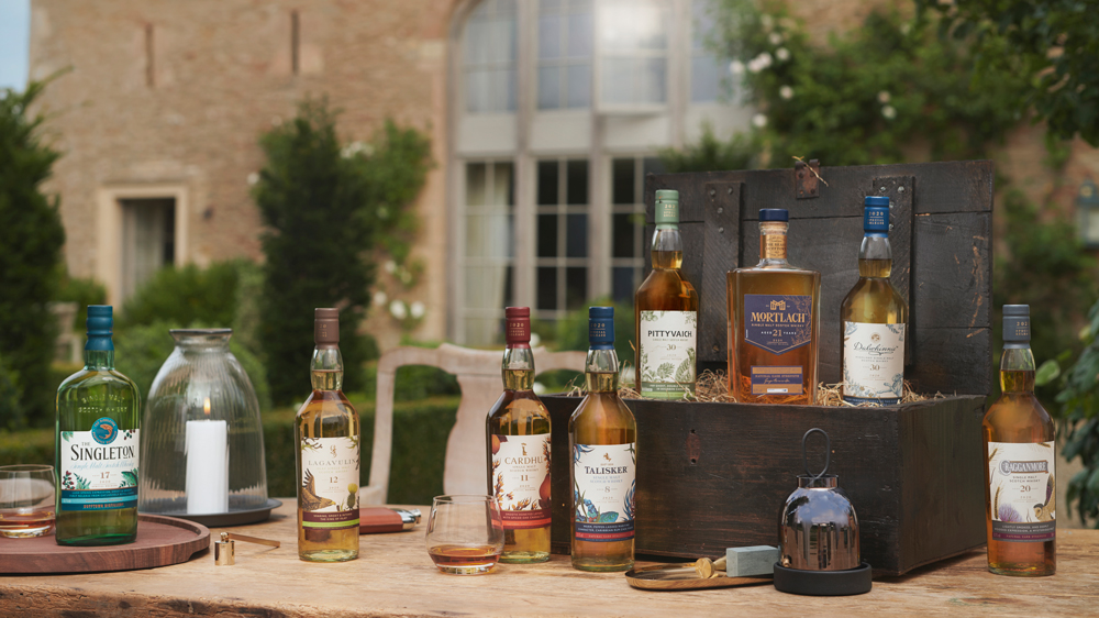 Diageo's 2020 Special Releases Collection