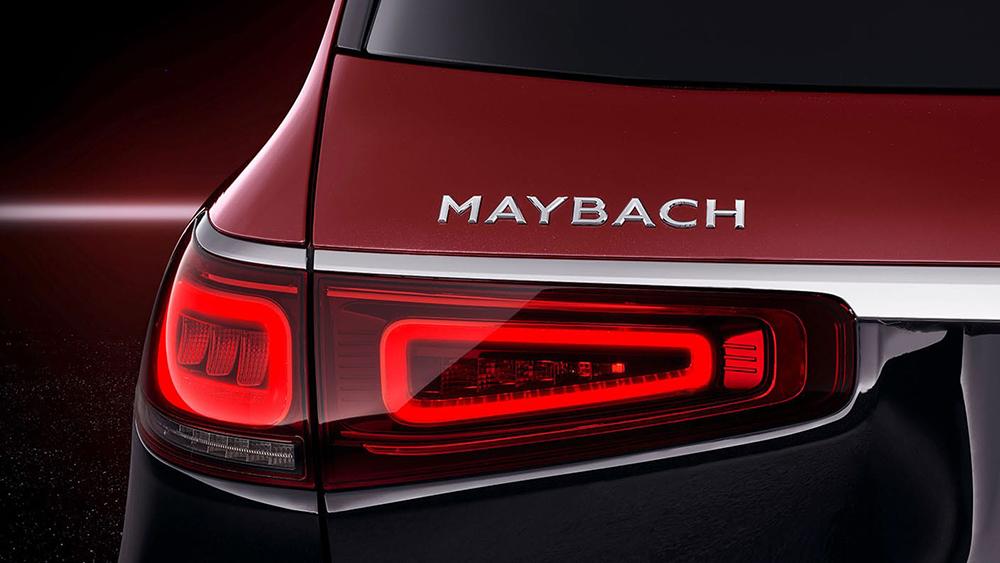 2021 Mercedes Maybach GLS600 SUV