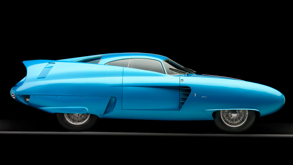 The 1954 Alfa Romeo B.A.T 7.