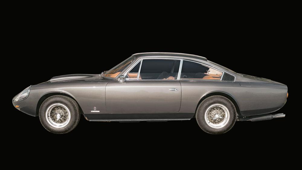 Alexander Kraft's 1968 Ferrari 365 GT 2+2.