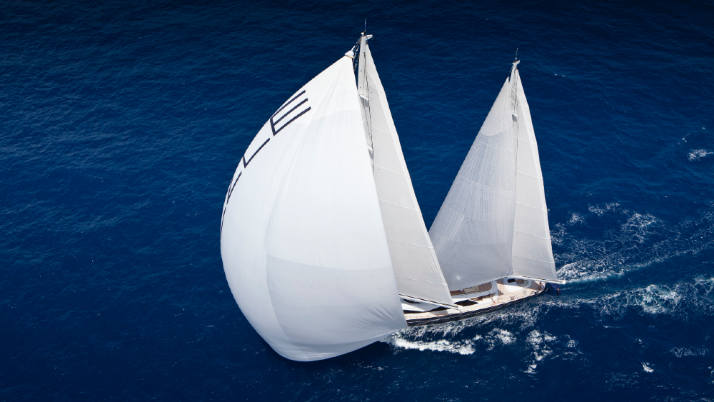 Twizzle Sailing Superyacht Sold Recently
