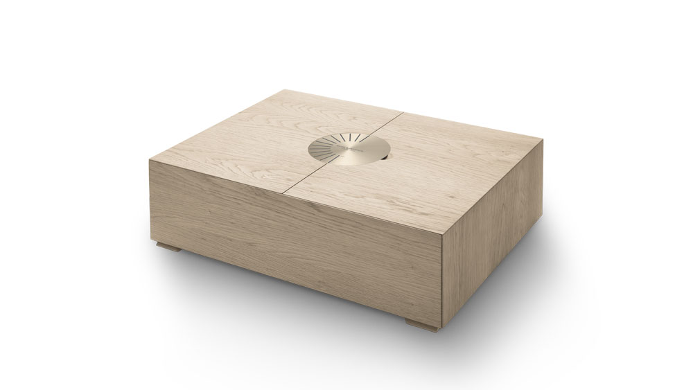 Bang & Olufsen's Beogram 4000c Recreated Limited Edition turntable.