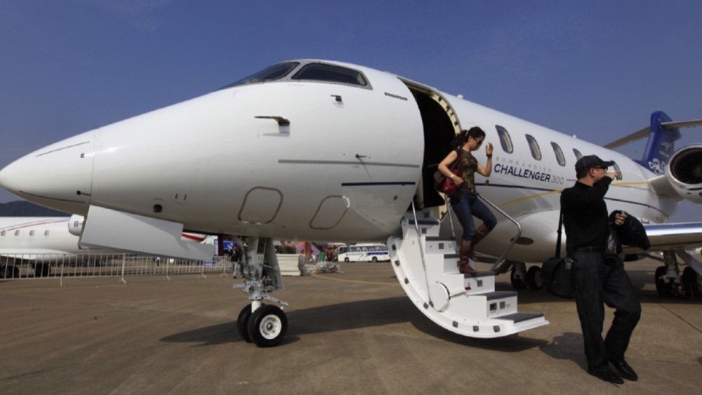 Business aviation has attracted new high-net-worth individuals who have left commercial airlines