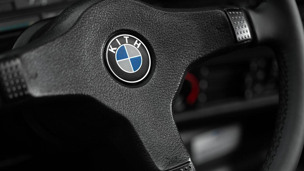 Inside Ronnie Fieg's restored 1989 BMW E30 M3.